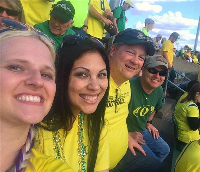2015 Oregon Football Game Fun