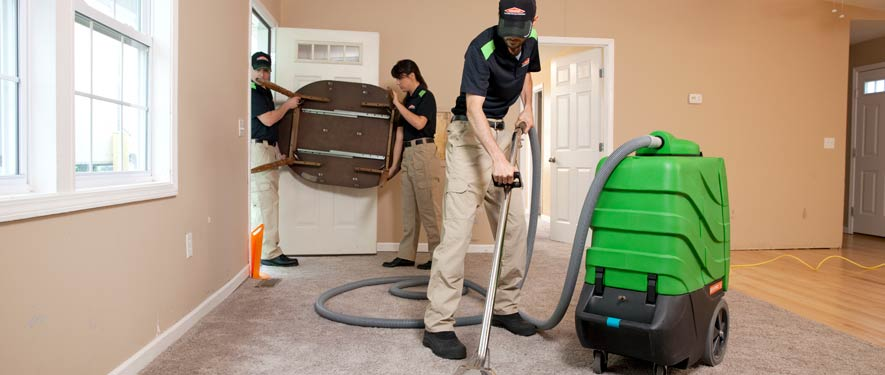 Eugene, OR residential restoration cleaning